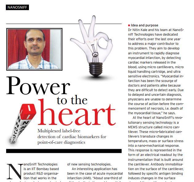 Nanosniff Technologies In Doc N Doc magazine