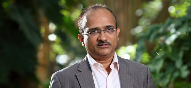Dr. Ramgopal Rao, newly appointed director of IIT-Delhi